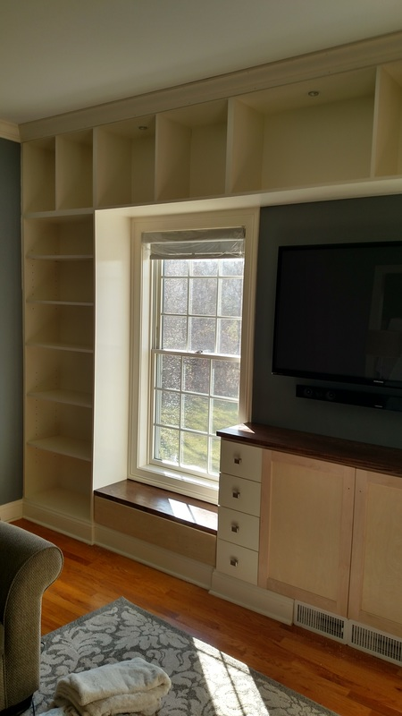 Custom Cabinet Built Ins Waterford Ct Heritage Home Improvements General Contractors