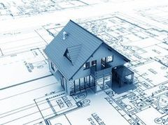 Home addition blueprints