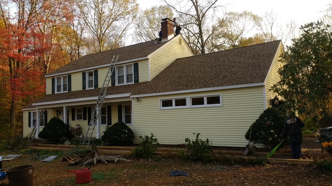 Milford Ct Roofing Contractor Specializing In Residential