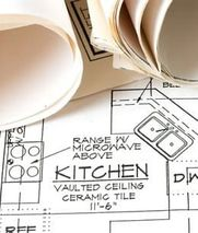 Kitchen remodel blueprints